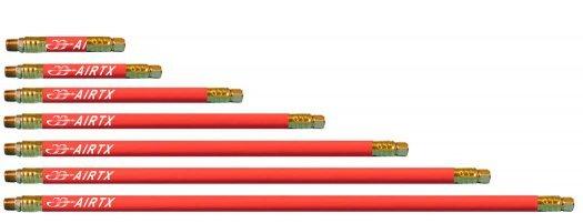 Tubi vortex lame d aria ionizzanti ugelli e prodotti a for Installazione di condotte idriche in rame